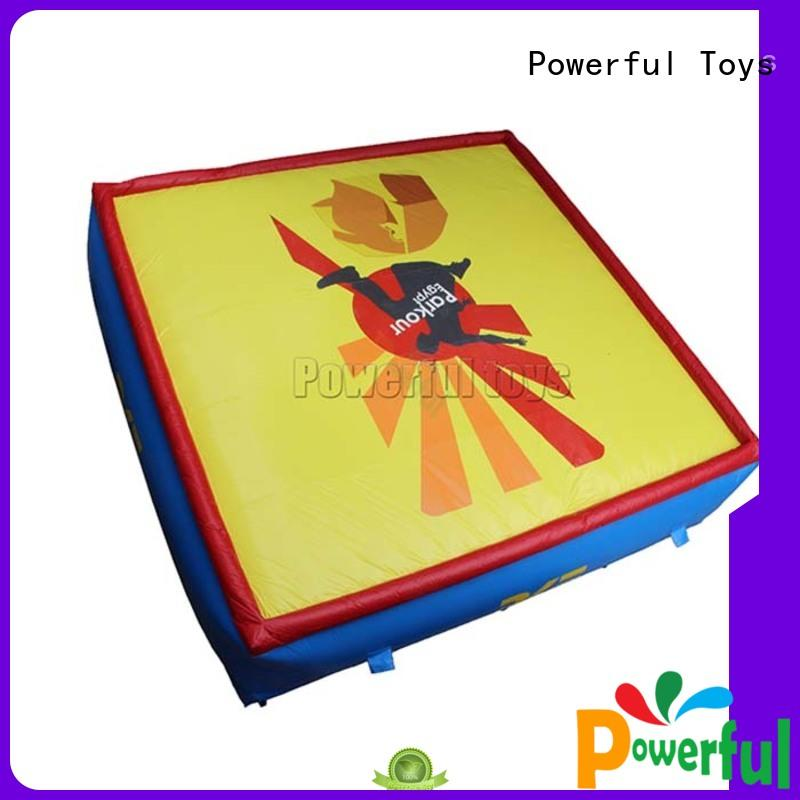 Powerful Toys air stunt stunt for game