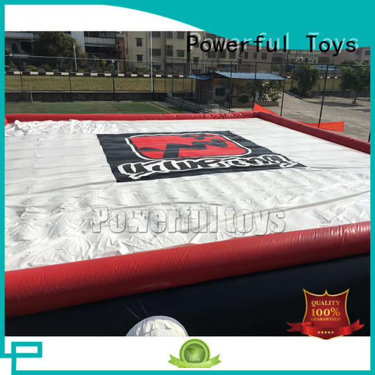 Powerful Toys inflatable free fall airbag free for skiing