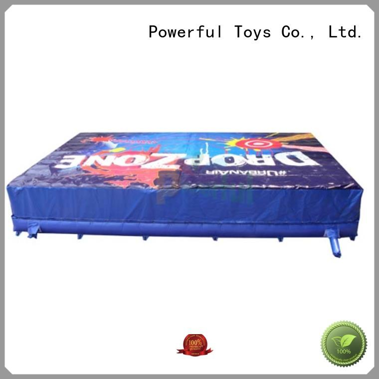 Powerful Toys customized airbag design for sale