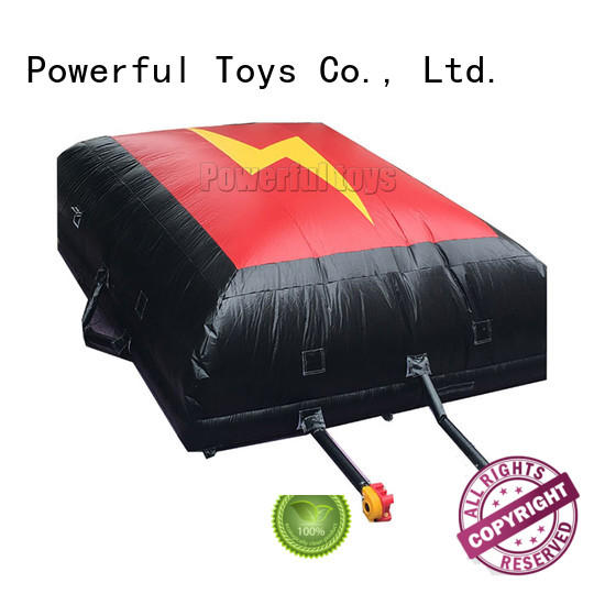Powerful Toys best-quality custom airbag at discount for skateboard