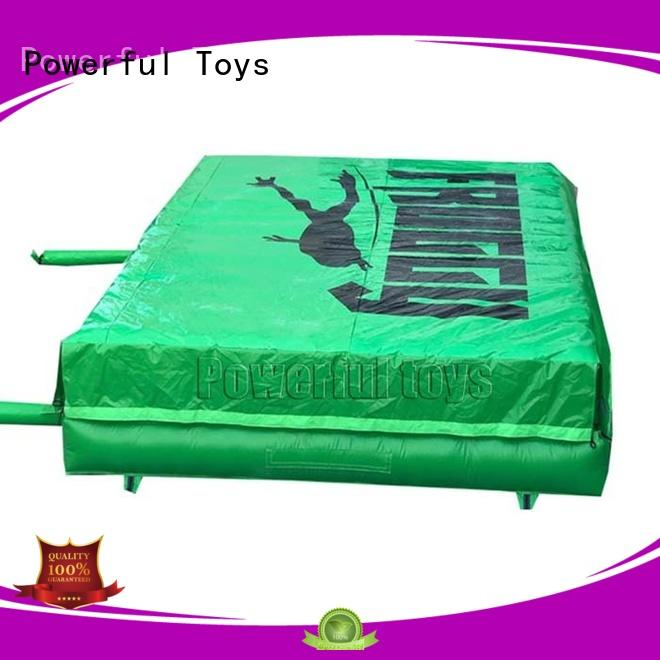top quality trampoline air bag cheapest factory price