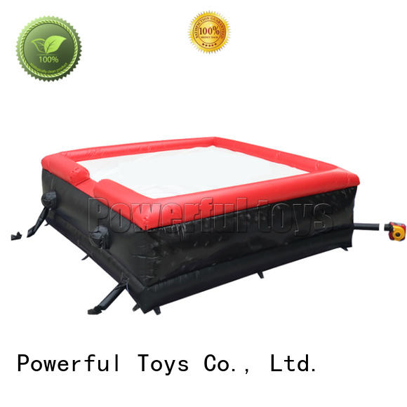 Powerful Toys freestyle airbags giant for jumping