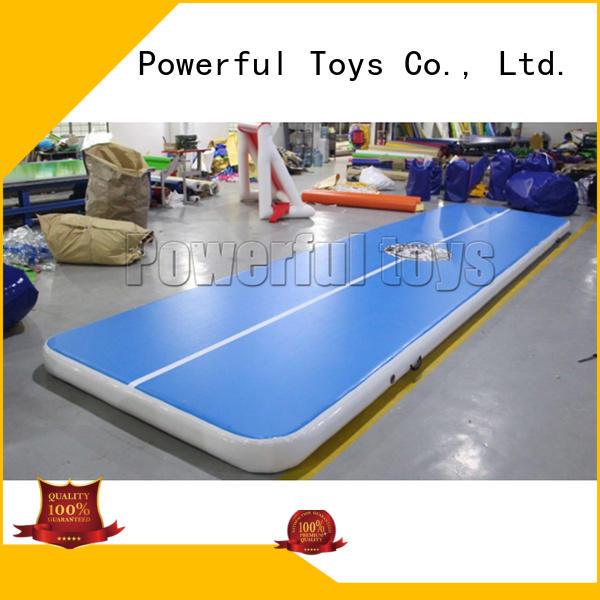 club airtrack factory gymnastics tumble floor Powerful Toys