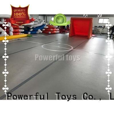 hall air track gymnastics big park Powerful Toys