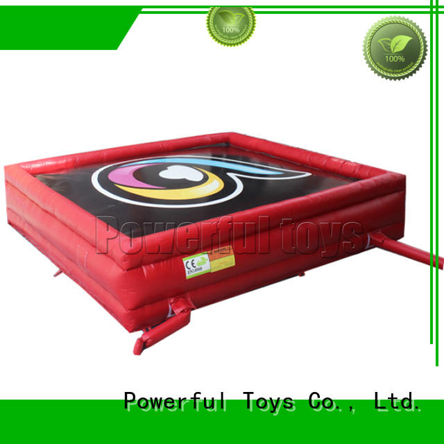 stunt the jump zone stunt for park Powerful Toys