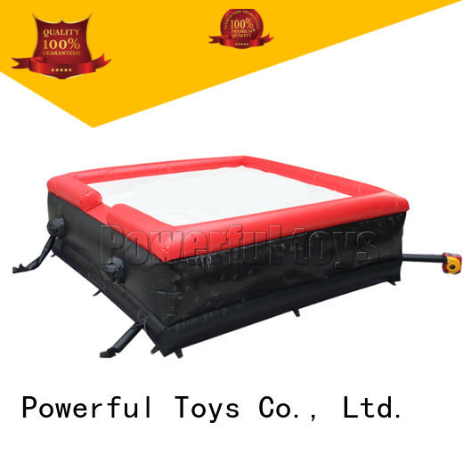 sale safety air bag skiing for skateboard Powerful Toys