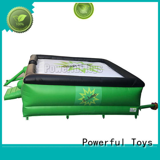 Powerful Toys free fall jump fall for park