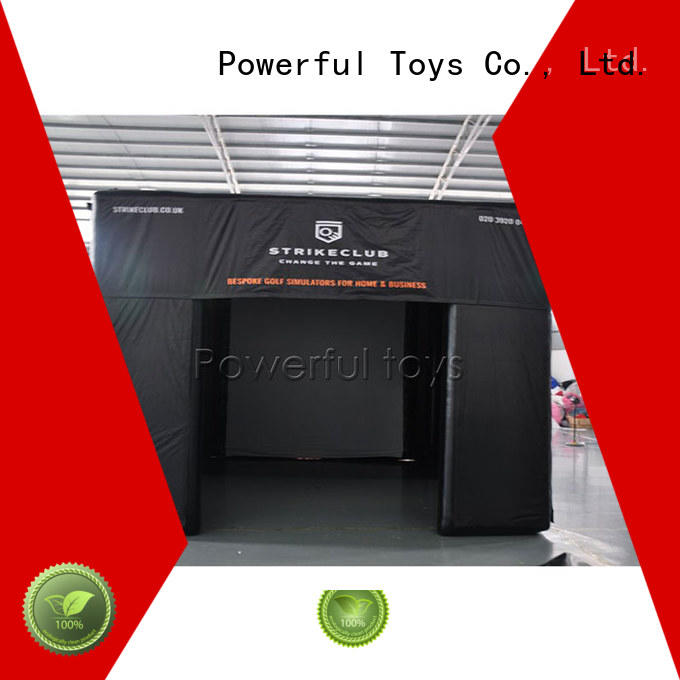 Powerful Toys inflatable led ball custom at discount