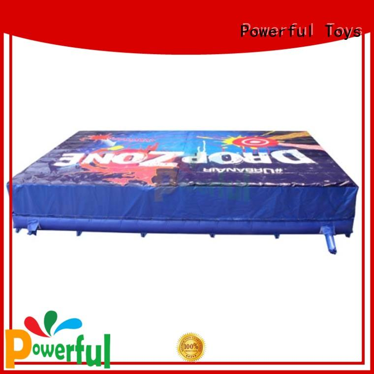 Powerful Toys ODM air jump air cushion for sale