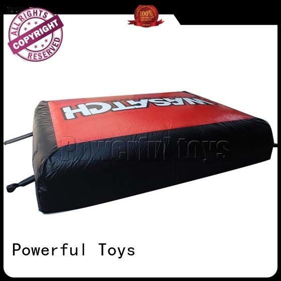 Powerful Toys landing airbag for game