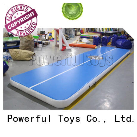 longest buy air track mat mattress for big trampoline Powerful Toys