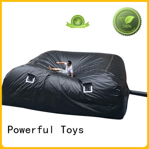 Powerful Toys best-quality bmx airbag bag mountain