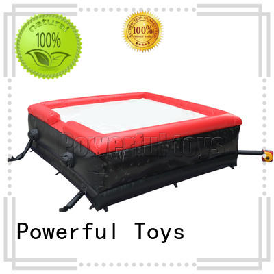 Powerful Toys bag freestyle airbag freed-rop for sports