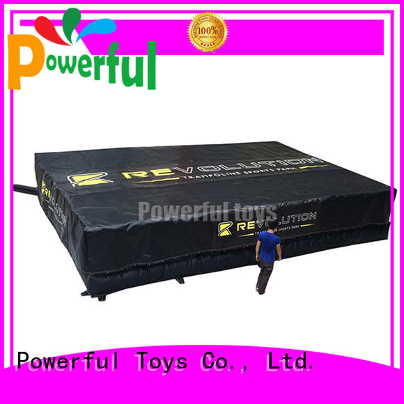 Powerful Toys OEM bag jump at discount for wholesale