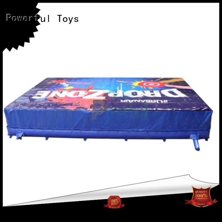 foam pit airbag bulk for wholesale Powerful Toys