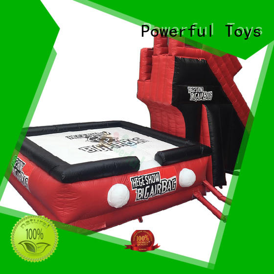 airbag free oxygen free jumping prices Powerful Toys manufacture