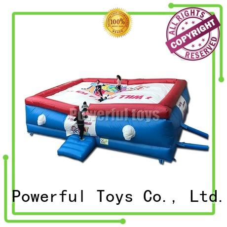 Powerful Toys professional freestyle air bag giant for skiing