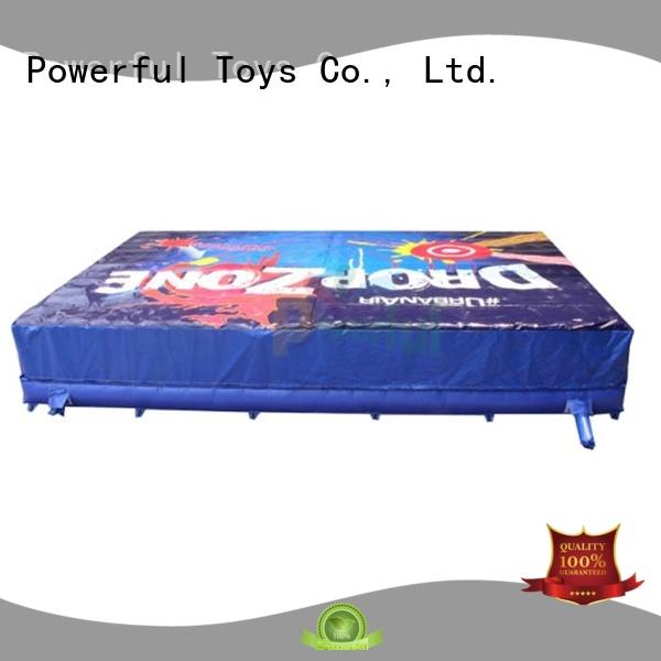 Powerful Toys trampoline airbag bulk