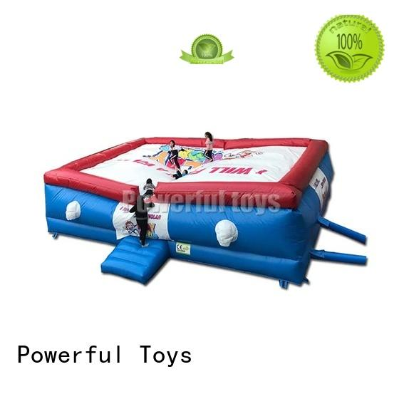 Powerful Toys professional jump air bag giant for sports