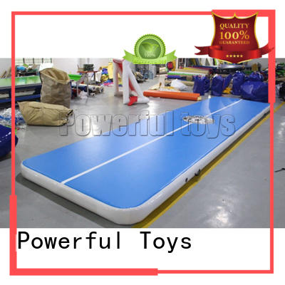 Powerful Toys air track for game