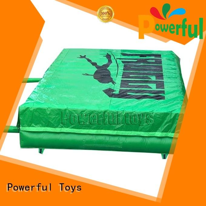 Powerful Toys airbag design for sale