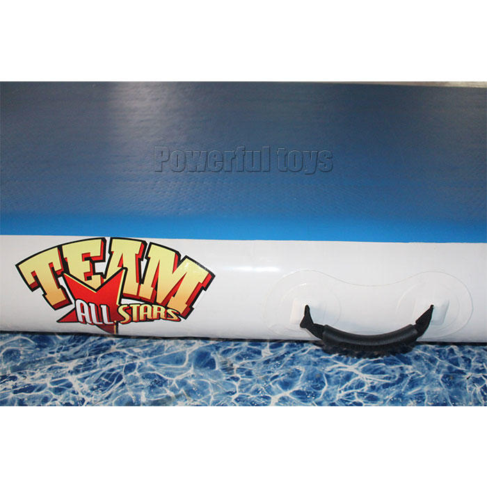 Powerful Toys longest air track trampoline top selling floor-3