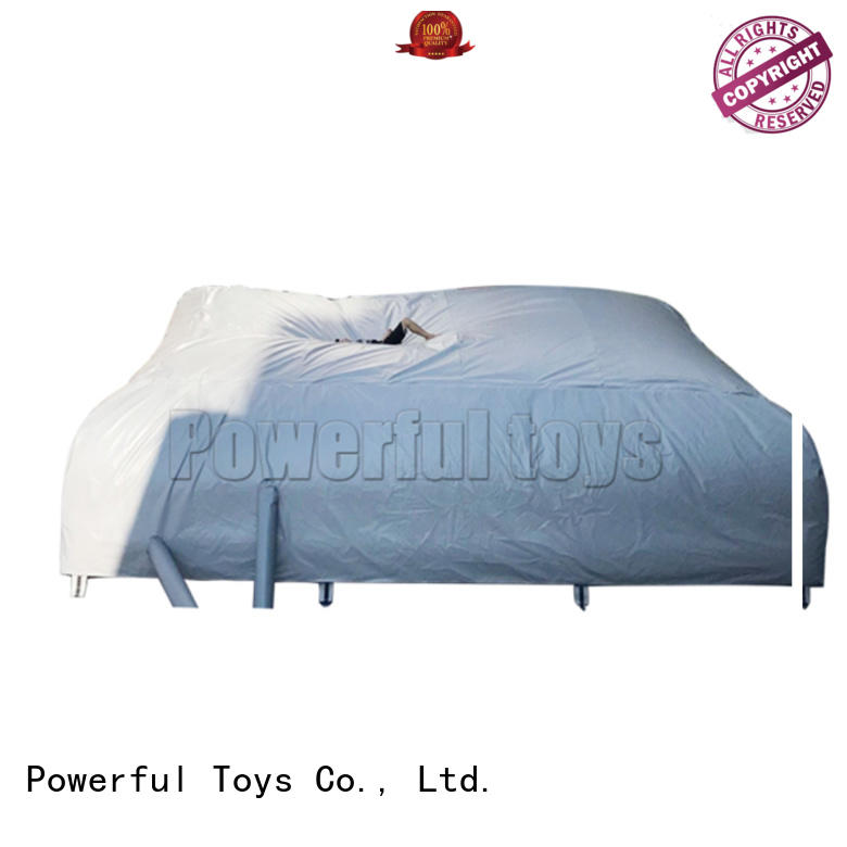 Powerful Toys wholesale sport airbag at discount for skateboard