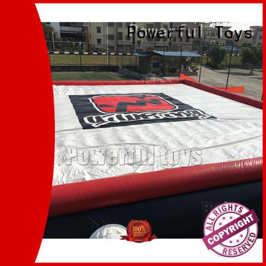 adventure jumping air bag platform for skateboard Powerful Toys
