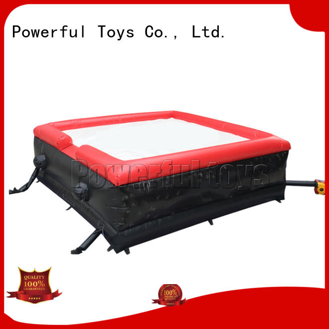 Powerful Toys professional air stunt for sports
