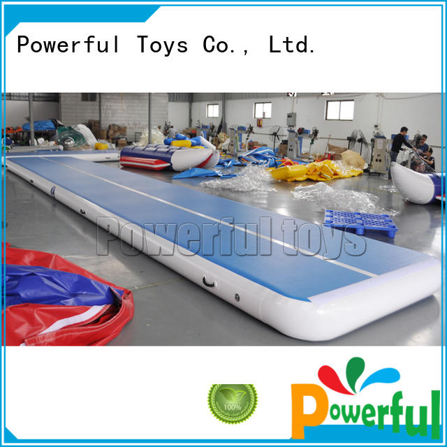 Powerful Toys game air track factory mats top selling for club