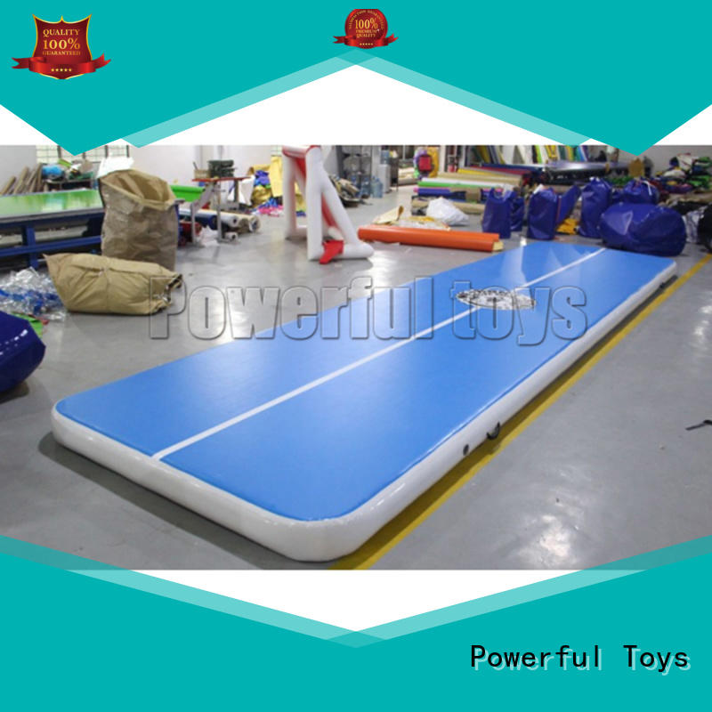 longest air track factory us trampoline for dancing Powerful Toys