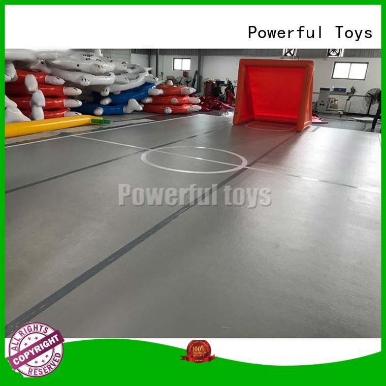 mat air track mat gym floor Powerful Toys