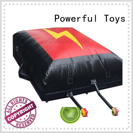 bicycle moutain bag skiing airbag Powerful Toys manufacture
