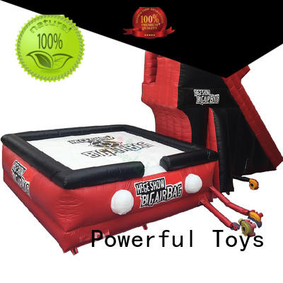 Powerful Toys free fall jump extreme for sport