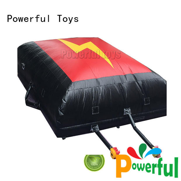 Powerful Toys bike bike airbag bicycle for skateboard