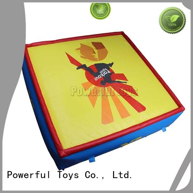 stunt stunt airbags for sale airbag for sports Powerful Toys