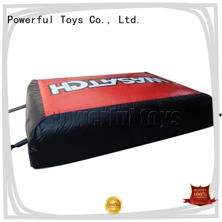 Powerful Toys snowboard airbags air for sports