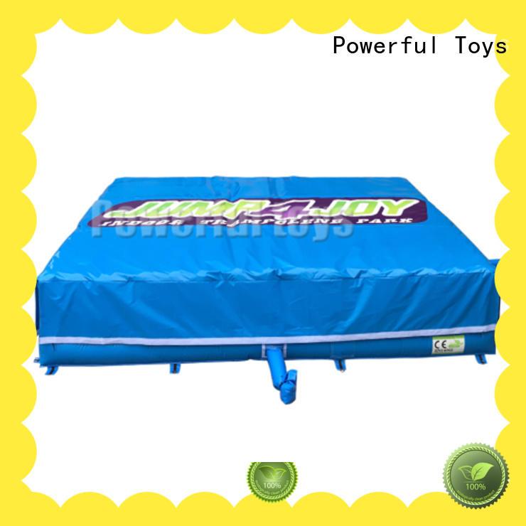pad air trampoline bulk for wholesale