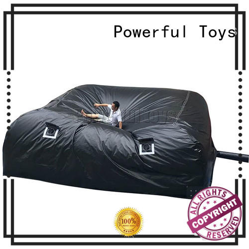 Powerful Toys wholesale ski airbags bike jumping