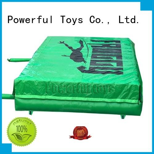 Powerful Toys OEM trampoline air bag bulk
