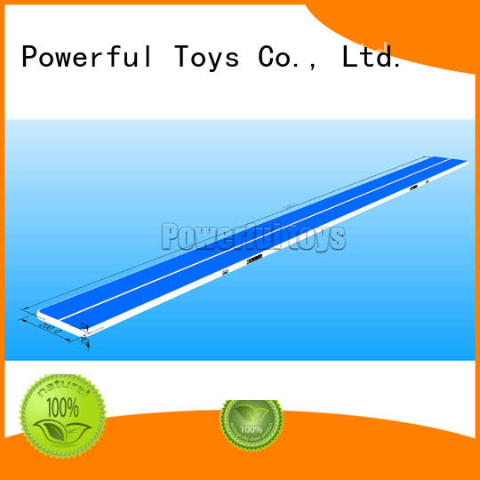 Powerful Toys gymnastic gym mat mattress for dancing
