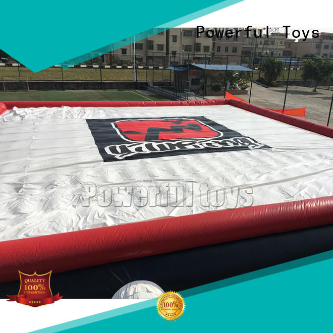 jumping air bag jump for game Powerful Toys
