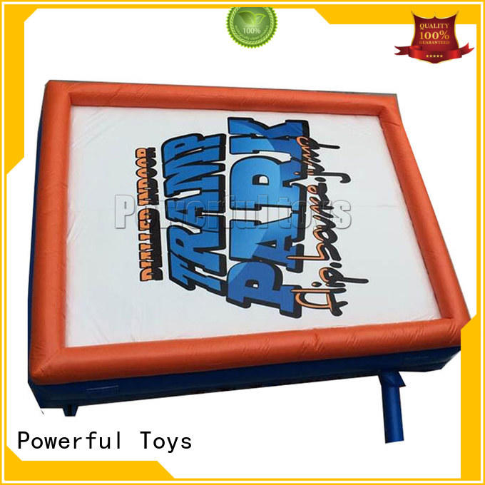 customized freejumping fall for game Powerful Toys
