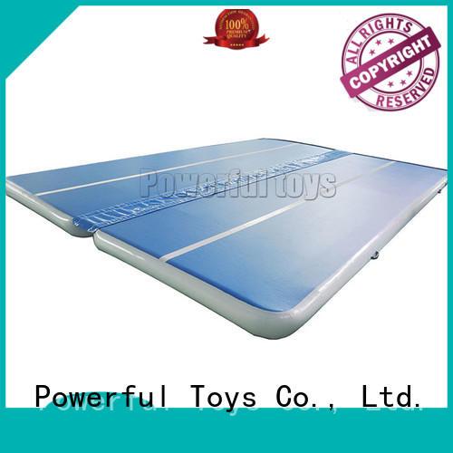 mini air factory gymnastics hall products floor Powerful Toys