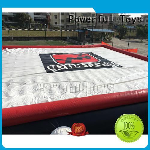 platform air bag jump extreme for skateboard Powerful Toys