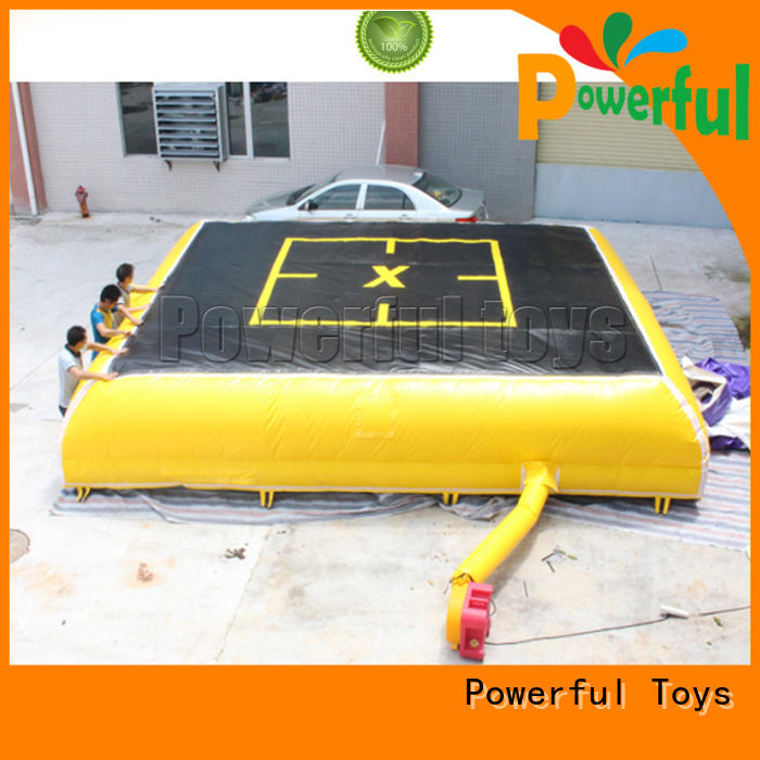 Powerful Toys landing airbag bmx for sports