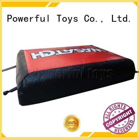Powerful Toys best-quality airbag sport for game