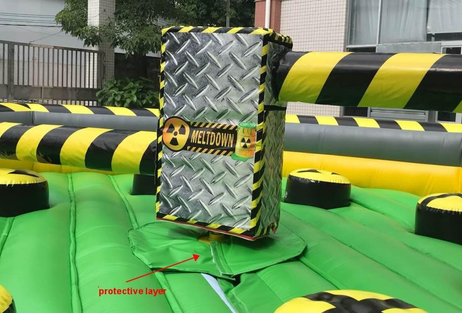 factory price outdoor inflatables at discount for jumping-3