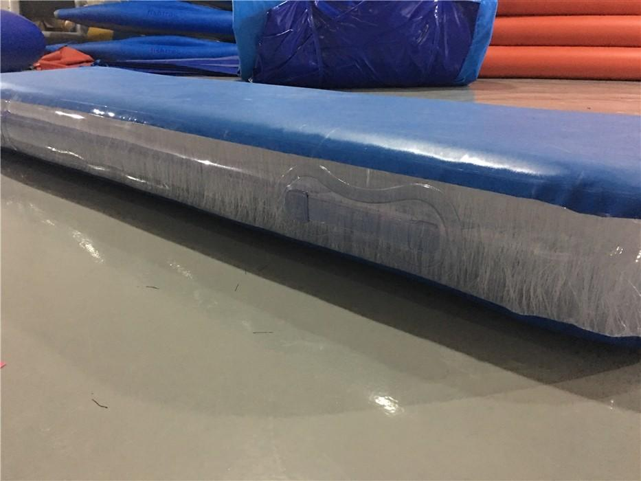 Powerful Toys inflatable inflatable air track gymnastics for cheer leading
