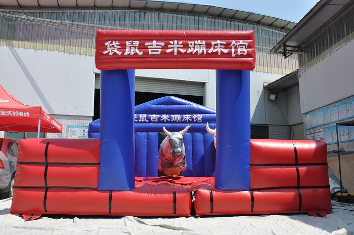 Powerful Toys mechanical bull riding fast delivery wholesale-27
